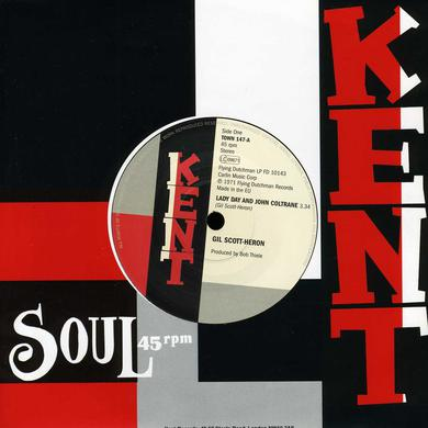 Gil / Cesar Scott-Heron LADY DAY & JOHN COLTRANE / SEE SAW AFFAIR Vinyl Record