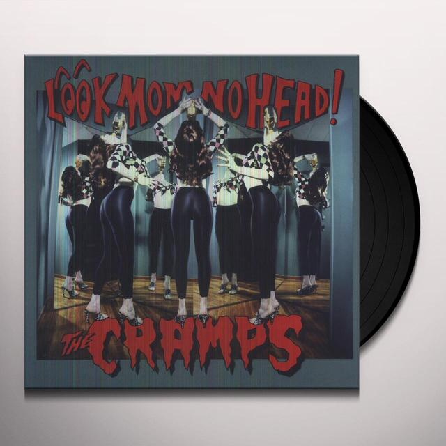 The Cramps LOOK MOM NO HEAD Vinyl Record - UK Import