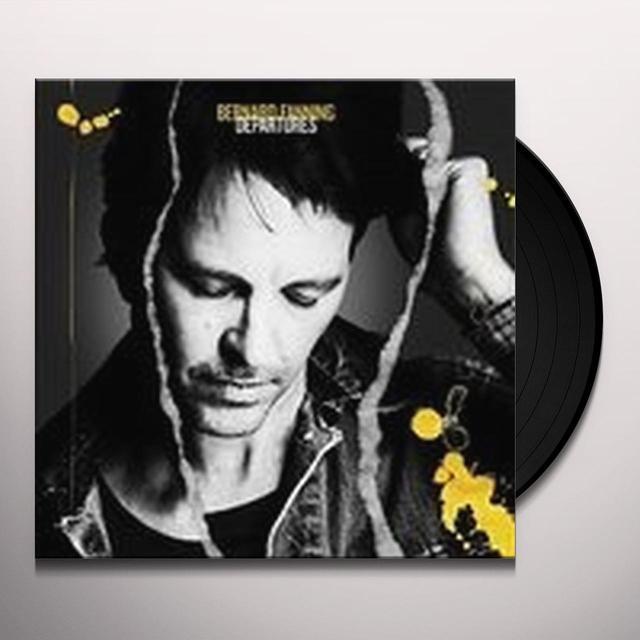 Bernard Fanning DEPARTURES Vinyl Record
