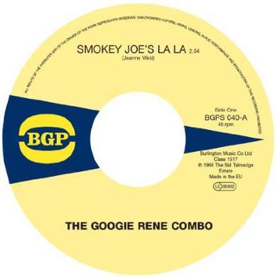 Jack Googie Rene Combo / Mcduff SMOKEY JOE'S LA LA / HOT BARBEQUE Vinyl Record