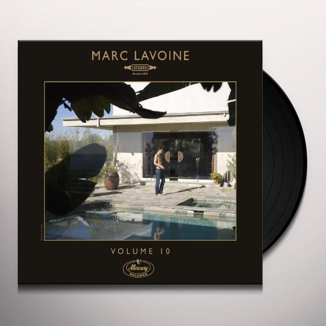 Marc Lavoine BLACK 10 Vinyl Record