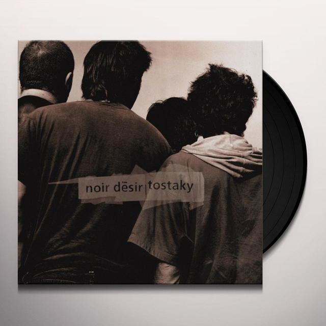 Noir Desir TOSTAKY / 20 ANS Vinyl Record - 180 Gram Pressing