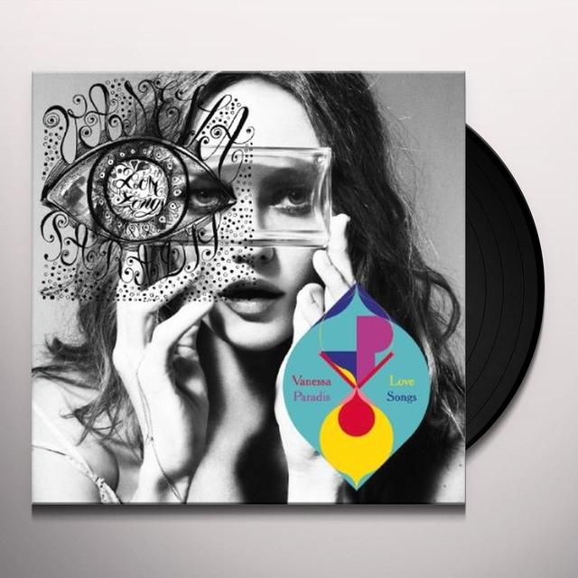 Vanessa Paradis LOVE SONGS (Vinyl)