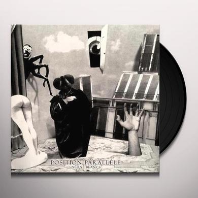 Position Parallele NEONS BLANCS Vinyl Record