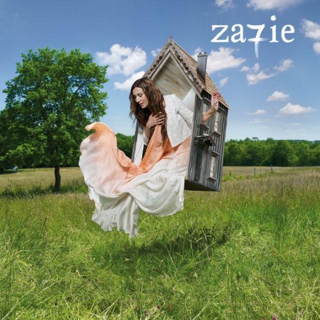 Zazie ZA7IE Vinyl Record
