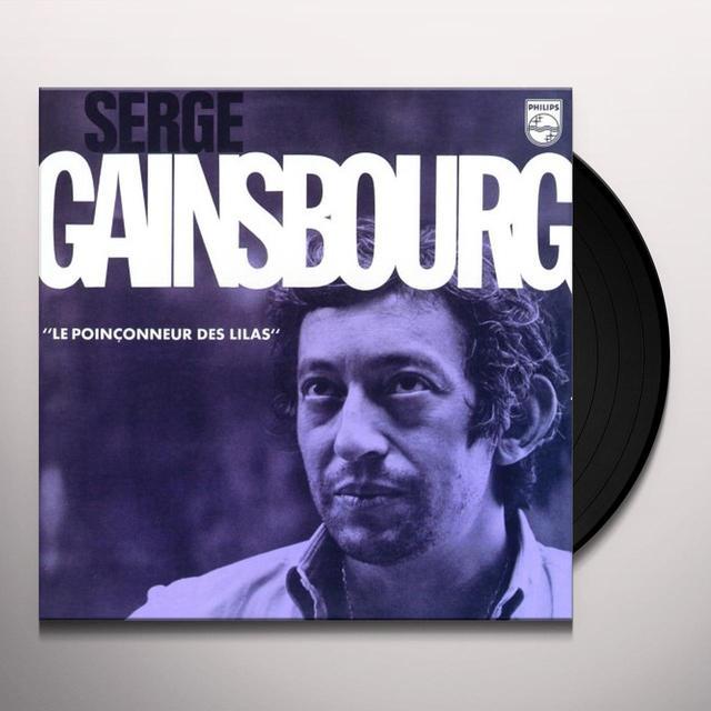 Serge Gainsbourg LE POINCONNEUR DES LILAS Vinyl Record - 180 Gram Pressing