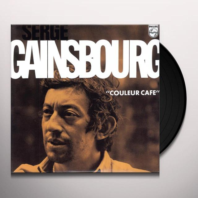 Serge Gainsbourg COULEUR CAFE Vinyl Record