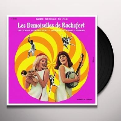 Michel Legrand LES DEMOISELLES DE ROCHEFORT Vinyl Record - 180 Gram Pressing