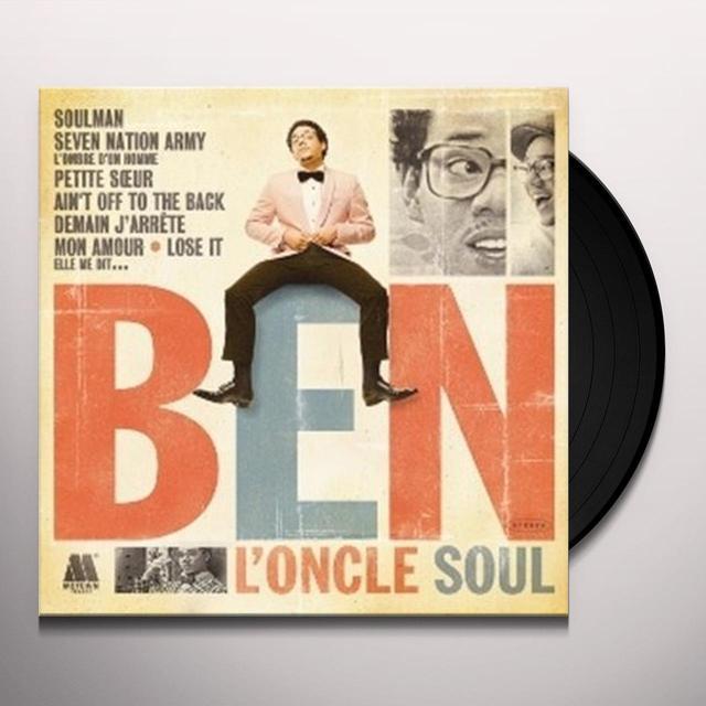 BEN L ONCLE SOUL Vinyl Record