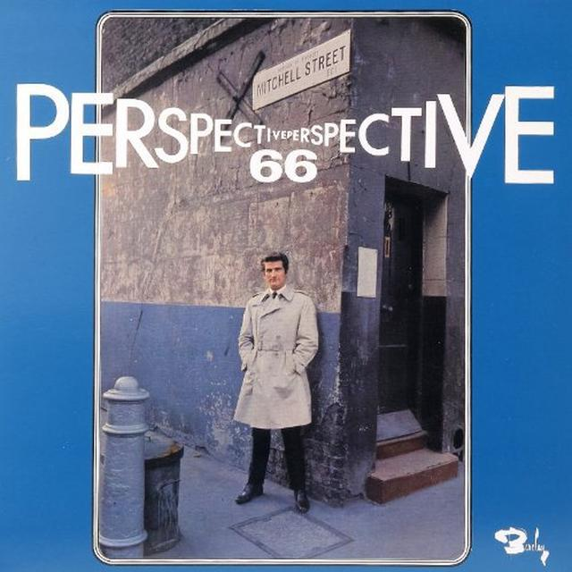 Eddy Mitchell PERSPECTIVE 66 Vinyl Record - 180 Gram Pressing