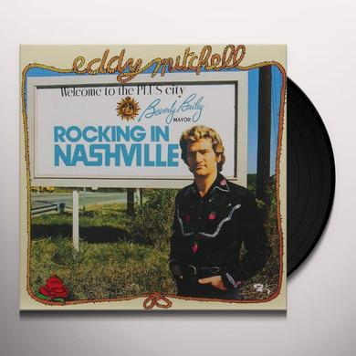 Eddy Mitchell ROCKING IN NASHVILLE Vinyl Record - 180 Gram Pressing