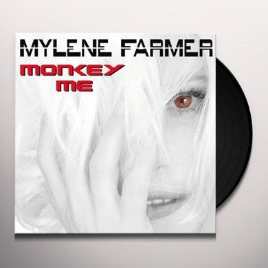 Mylène Farmer MONKEY ME Vinyl Record