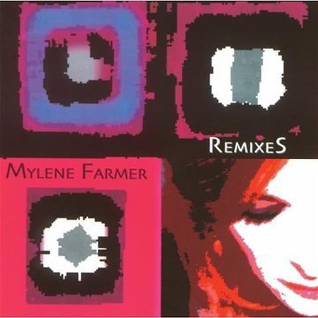 Mylène Farmer REMIXES Vinyl Record