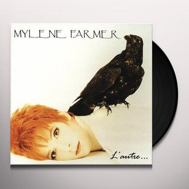 Mylène Farmer L'AUTRE Vinyl Record