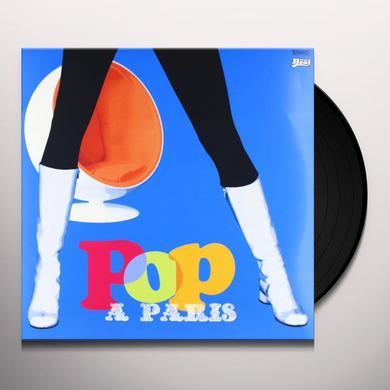 Pop A Paris TOUT CASSER Vinyl Record
