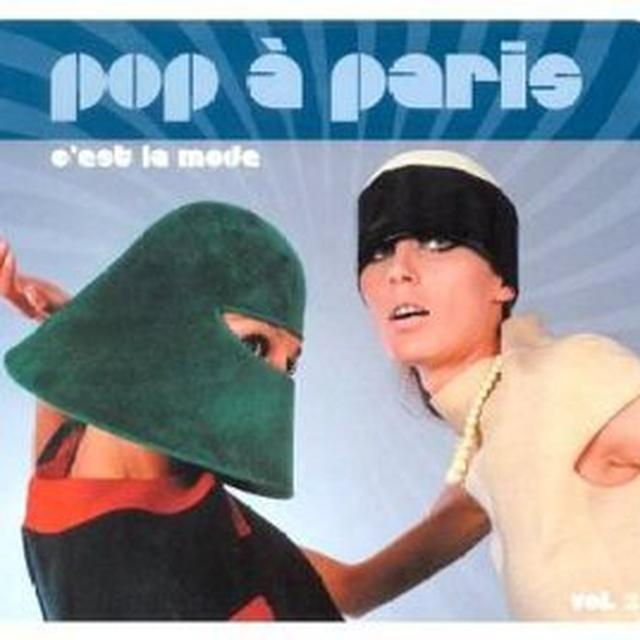 Pop A Paris C'EST LA MODE Vinyl Record