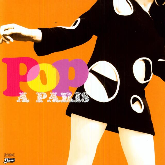 Pop A Paris SOS MESDEMOISELLES Vinyl Record