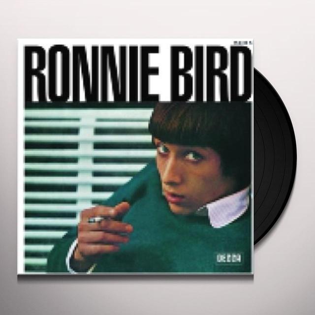 RONNIE BIRD Vinyl Record