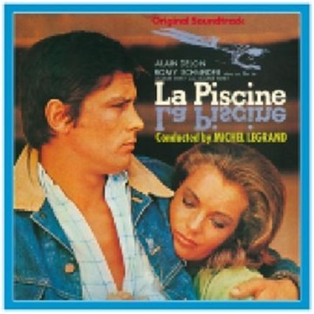 Michel Legrand LA PISCINE Vinyl Record