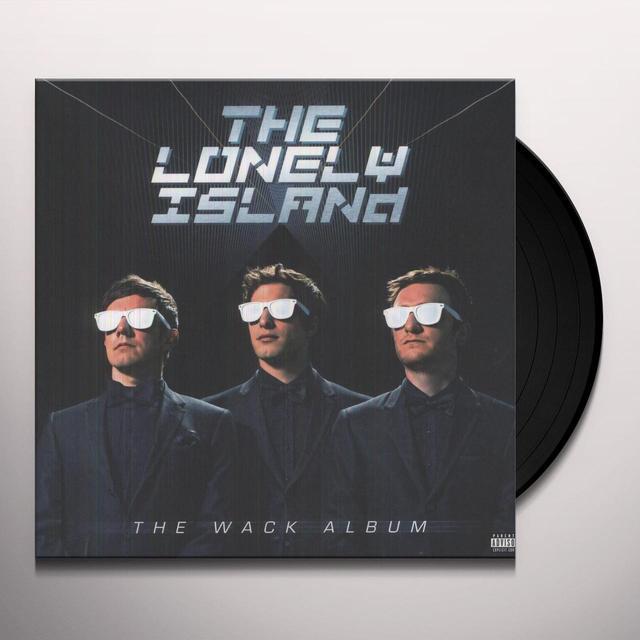 The Lonely Island WACK ALBUM (W/DVD) Vinyl Record