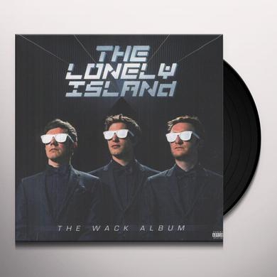 The Lonely Island WACK ALBUM (W/DVD) Vinyl Record