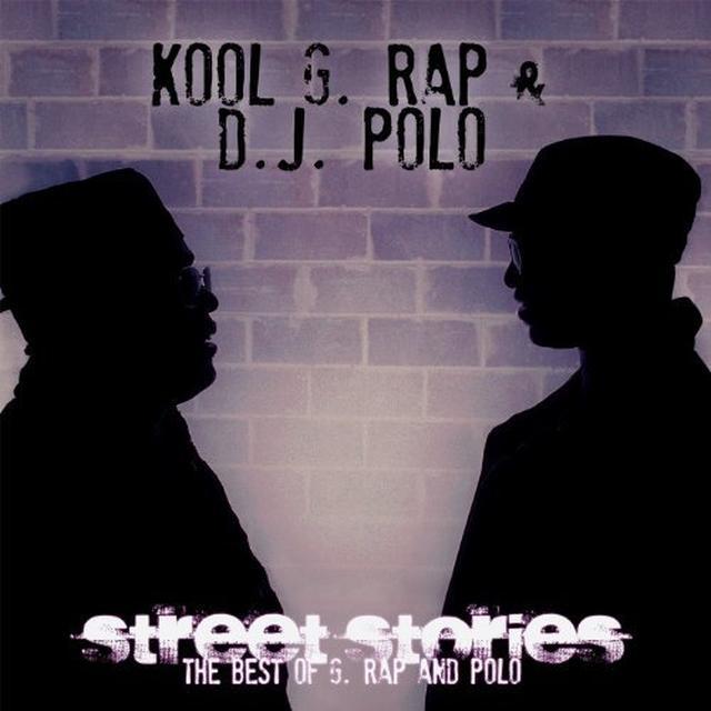 Kool G Rap & Dj Polo STREET STORIES: THE BEST OF G RAP & POLO Vinyl Record