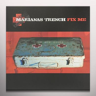 Marianas Trench FIX ME Vinyl Record - Colored Vinyl, 180 Gram Pressing