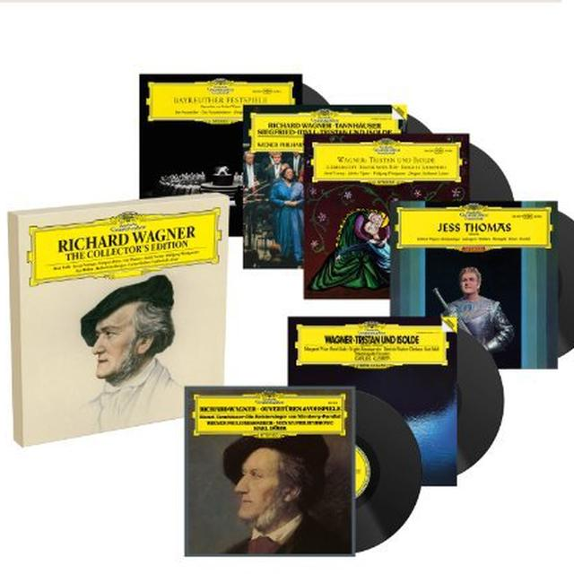 Wagner The Colletor'S Edition / Various (Ltd) WAGNER THE COLLETOR'S EDITION / VARIOUS Vinyl Record - Limited Edition