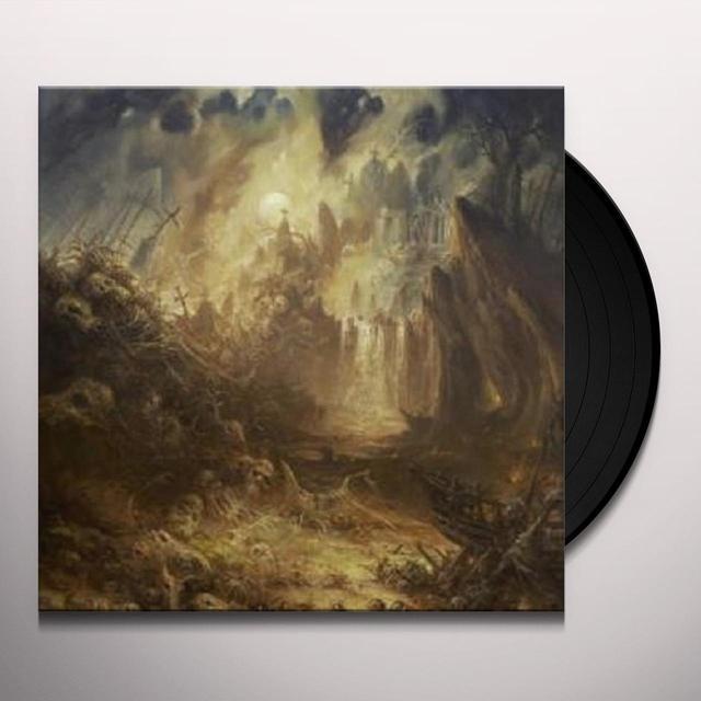 Lycus TEMPEST Vinyl Record