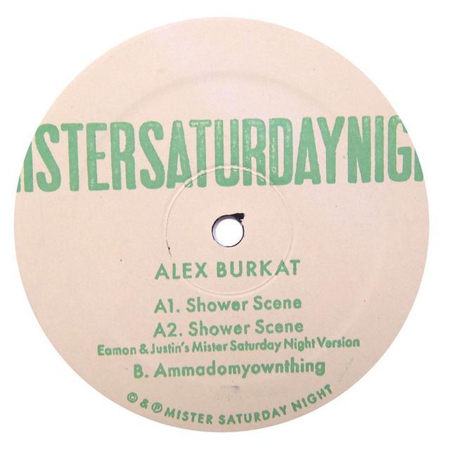 Alex Burkat SHOWER SCENE Vinyl Record