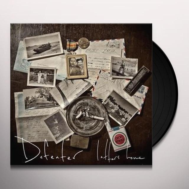 Defeater LETTERS HOME Vinyl Record