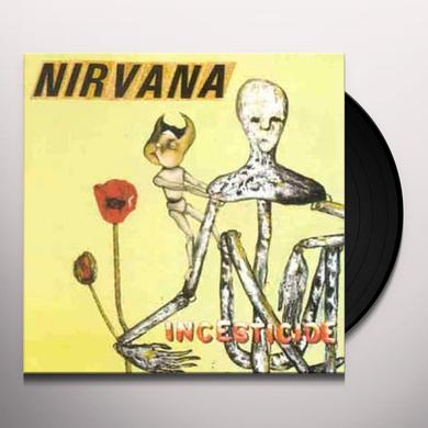 Nirvana INCESTICIDE Vinyl Record