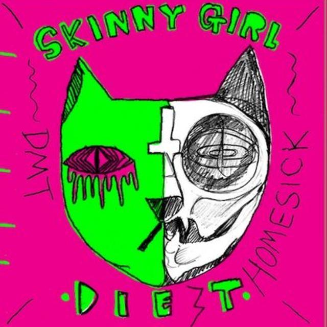 Skinny Girl Diet / Ethical Debating Society SPLIT Vinyl Record