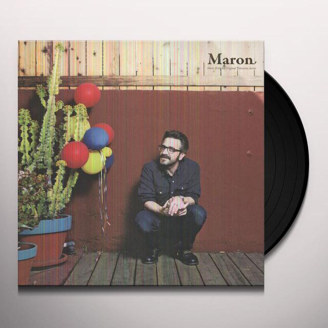 MARON / O.S.T. Vinyl Record