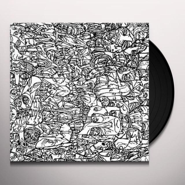 Rudimentayr Peni CACOPHONY Vinyl Record - Reissue
