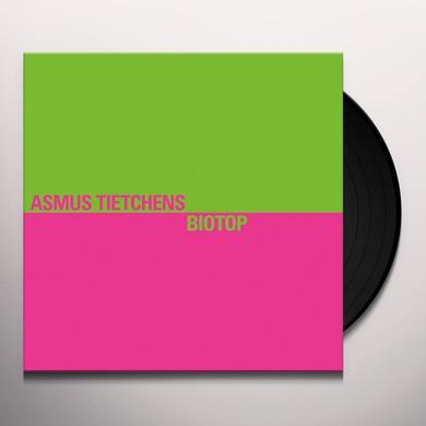 Asmus Tietchens BIOTOP Vinyl Record