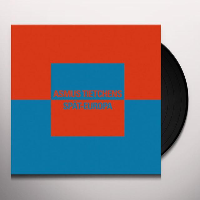 Asmus Tietchens SPAT-EUROPA Vinyl Record