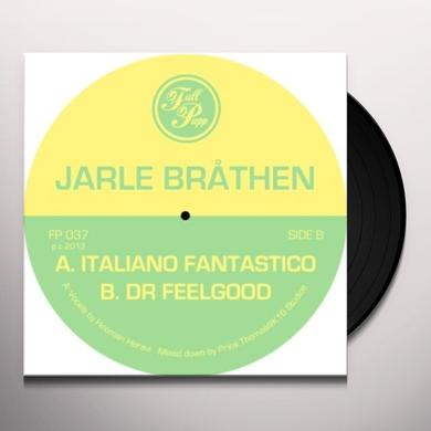 Jarle Brathen ITALIANO FANTASTICO / DR. FEELGOOD Vinyl Record