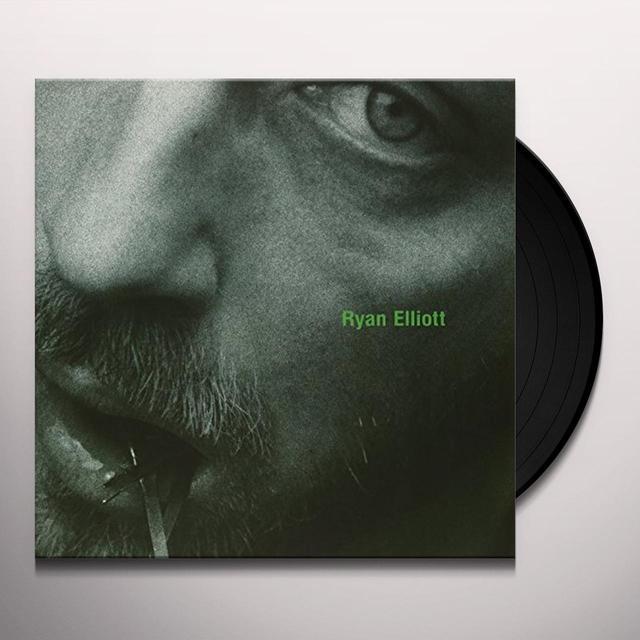 Ryan Elliott STEPMODE (EP) Vinyl Record