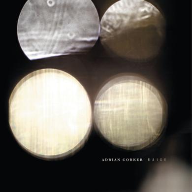 Adrian Corker RAISE Vinyl Record