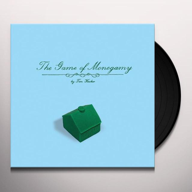 Tim Kasher GAME OF MONOGAMY Vinyl Record
