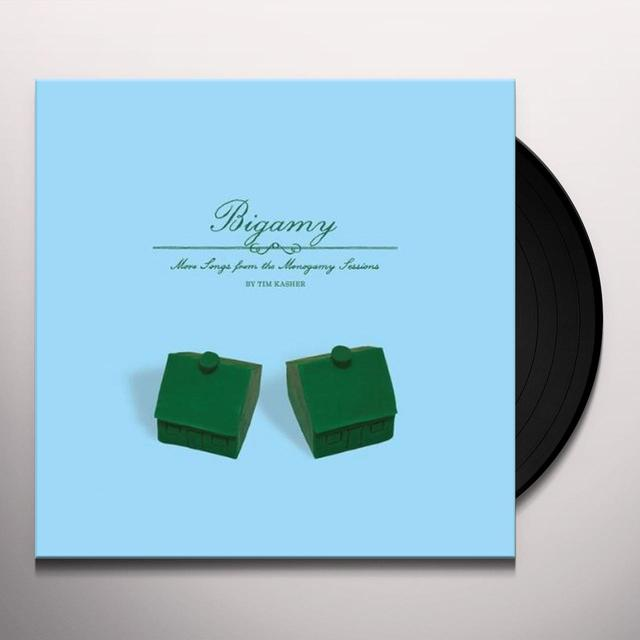 Tim Kasher BIGAMY (BONUS CD) Vinyl Record