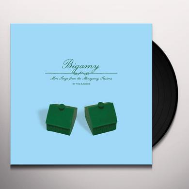 Tim Kasher BIGAMY (BONUS CD) Vinyl Record