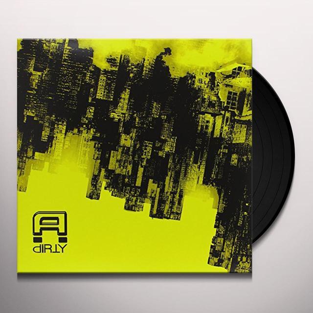 Aborym DIRTY Vinyl Record