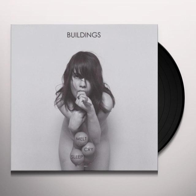 Buildings MELT CRY SLEEP (Vinyl)