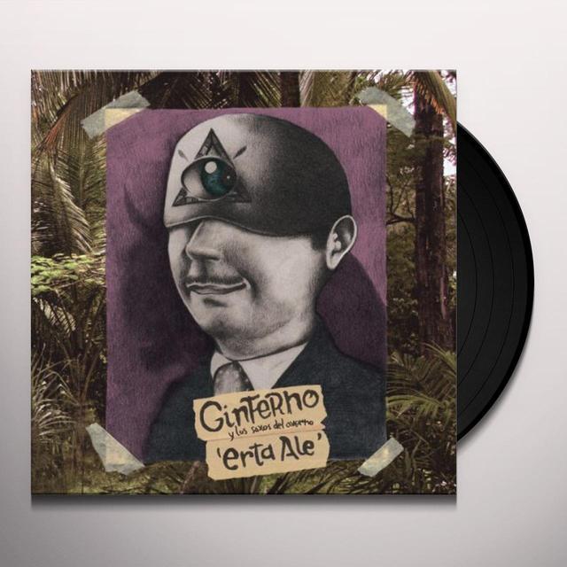 Ginferno ERTA ALE Vinyl Record