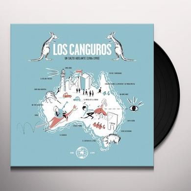 Los Canguros UN SALTO ADELANTE Vinyl Record