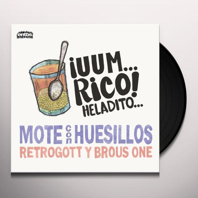Retrogott Y Brous One MOTE CON HUESILLOS Vinyl Record