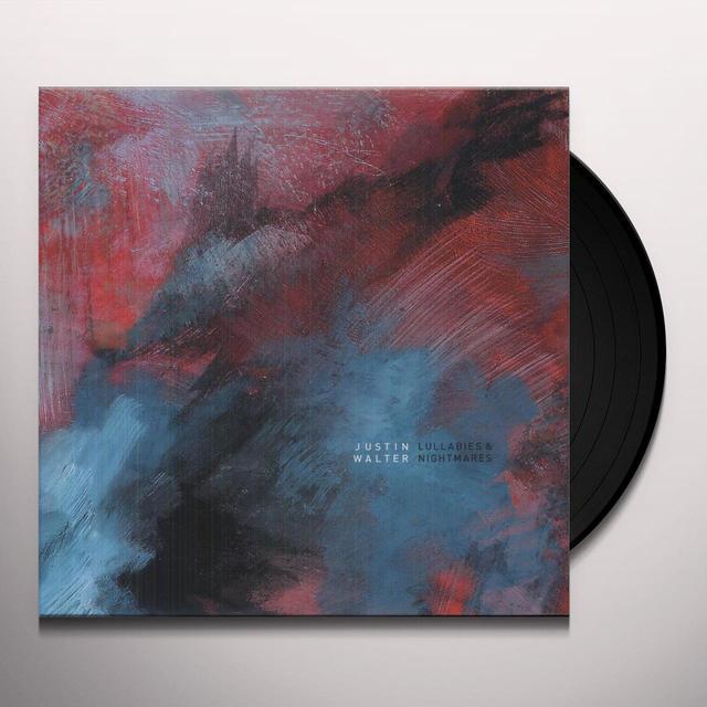Justin Walker LULLABIES & NIGHTMARES Vinyl Record