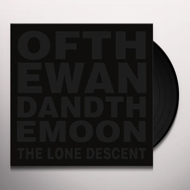 Of The Wand & The Moon LONE DESCENT Vinyl Record